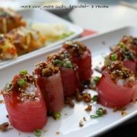 more vino, more sushi, trinidad- a review